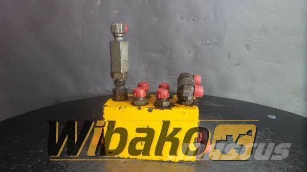 JCB Valves set Jcb JS300