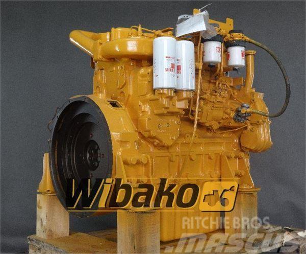 John Deere Engine for John Deere 655CII