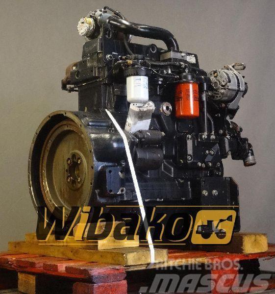 John Deere -engine-4045tf120, Poland