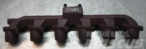John Deere Exhaust manifold John Deere 6068TF275 R132471
