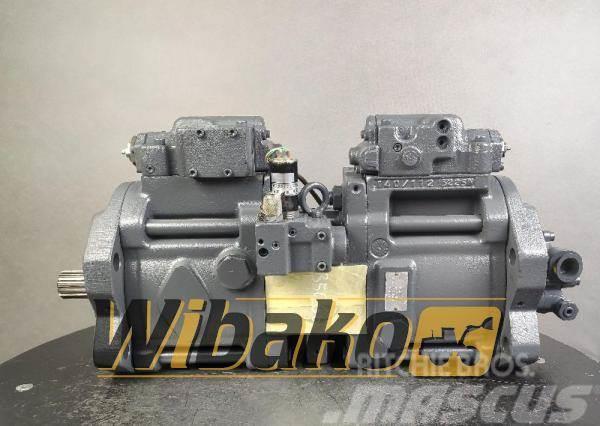 Kawasaki Hydraulic pump Kawasaki K3V112DT-1XDR-9N2A-ZV 5429