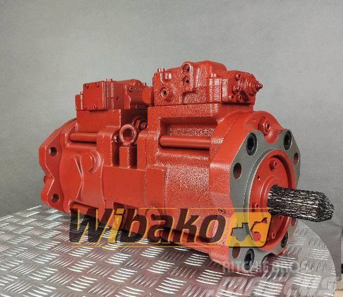 Kawasaki Hydraulic pump Kawasaki K3V112DT-1XER-9N2A-2