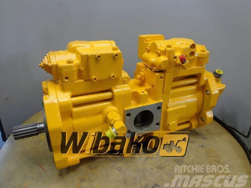 Kawasaki Main pump / Pompa główna Kawasaki K3V63DT-12MR-9N2