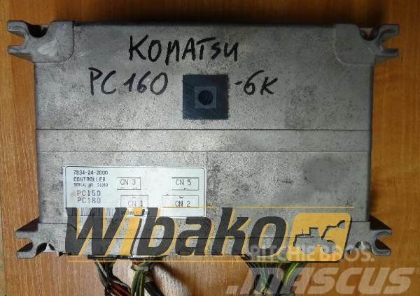 Komatsu Computer Komatsu 7834-24-2000