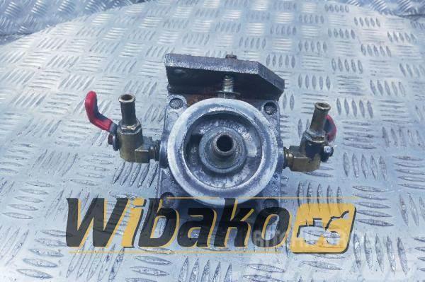 Komatsu Coolant filter mount Komatsu SAA6D125E-3