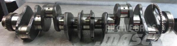 Komatsu Crankshaft Komatsu SAA6D114E-3 3965006