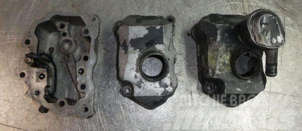 Komatsu Cylinder head cover Komatsu SAA6D125E-3