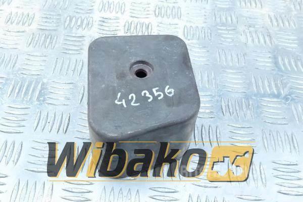 Komatsu Cylinder head cover Komatsu SAA6D102E-2 3928840