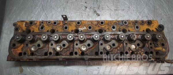 Komatsu Cylinderhead Komatsu S6D105-1 0Y2508
