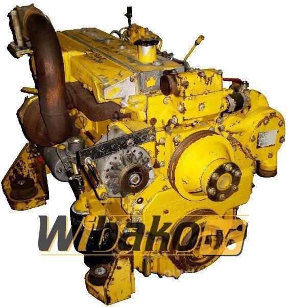 Komatsu Engine for Komatsu PC210LC-3KP