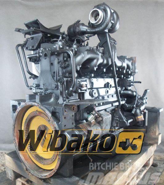 Komatsu Engine Komatsu SA6D125E-2