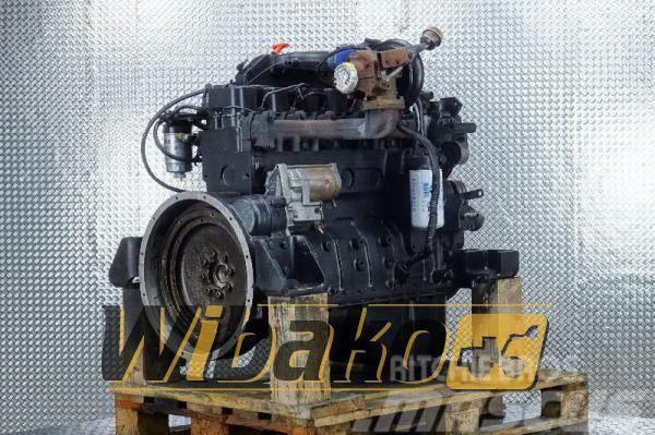 Komatsu Engine Komatsu SAA6D102E-2