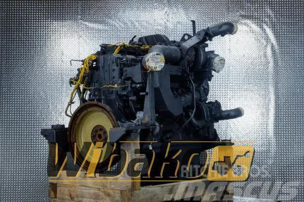 Komatsu Engine Komatsu SAA6D140-E5