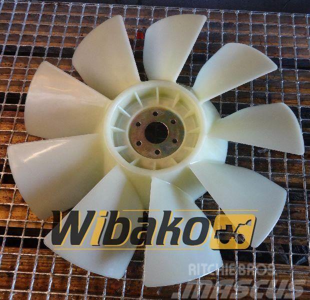 Komatsu Fan / Wentylator Komatsu PC200-8 20140718
