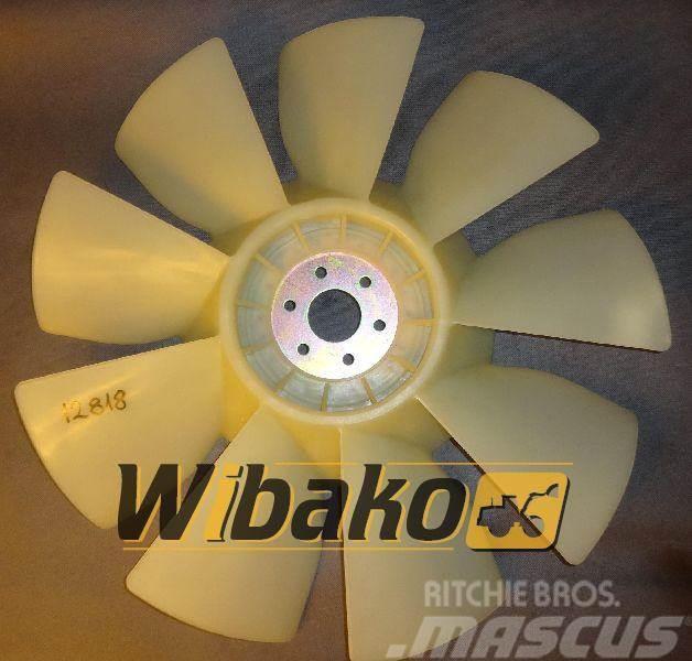 Komatsu Fan / Wentylator Komatsu PC200-6 20140718