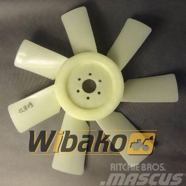 Komatsu Fan / Wentylator Komatsu PC200-5 20140718