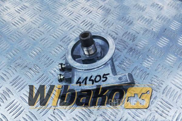 Komatsu Fuel filter bracket Komatsu SAA6D125E-3 6217-71-62