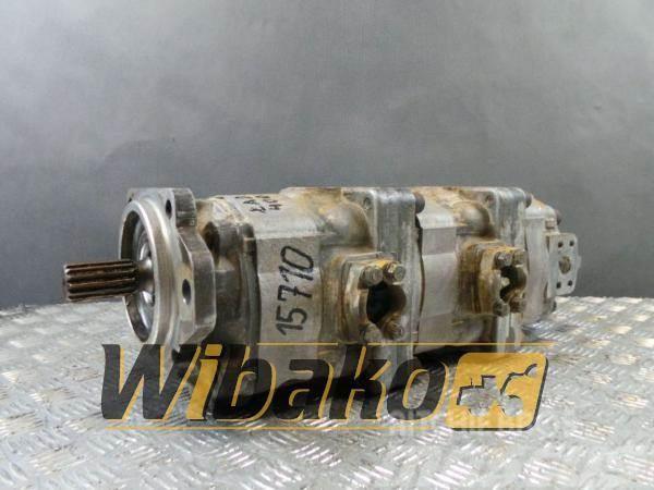 Komatsu Gear pump Komatsu WA400-1 705-56-34040