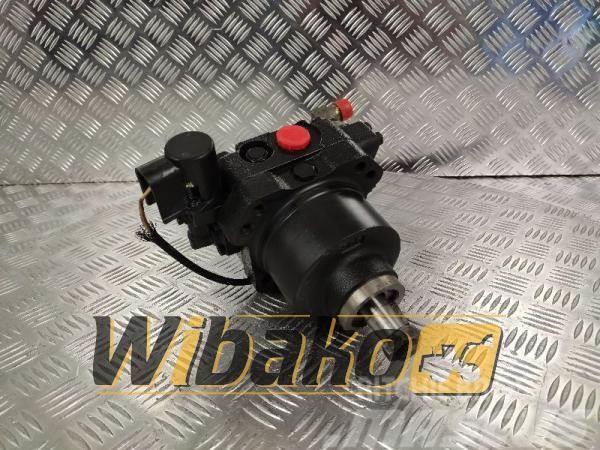 Komatsu Hydraulic motor Komatsu WA470-6