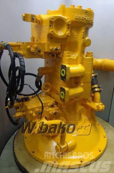 Komatsu Hydraulic pump / Pompa hydrauliczna Komatsu 708-27