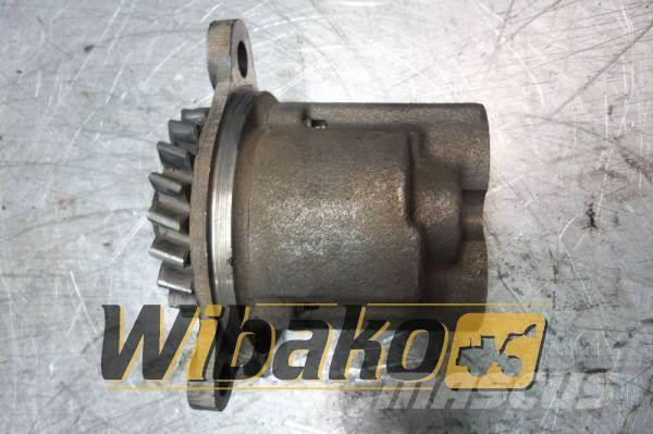 Komatsu Hydraulic pump Silnika Komatsu A392