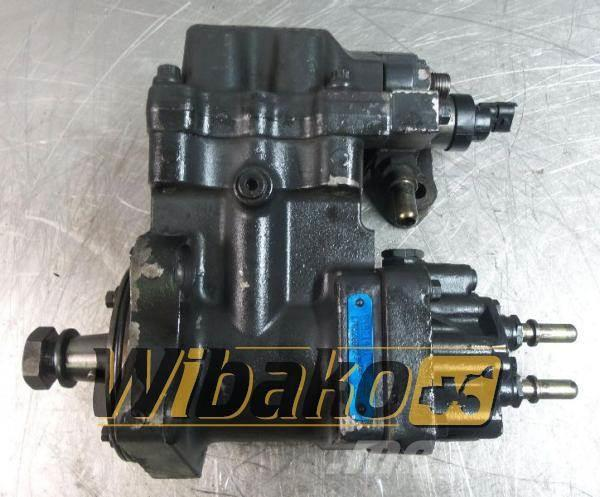 Komatsu Injection pump Komatsu SAA6D114E-3 4088604