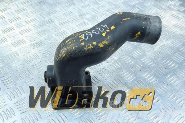 Komatsu Inlet mainfold elbow Komatsu SAA6D102E-2 3929250