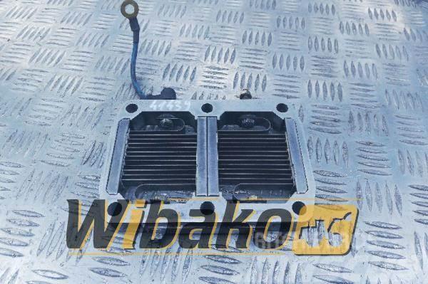 Komatsu Inlet mainfold heater Komatsu SAA6D125E-3 600-815-