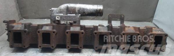 Komatsu Intake manifold Komatsu SAA6D125E-3 6154-11-4110