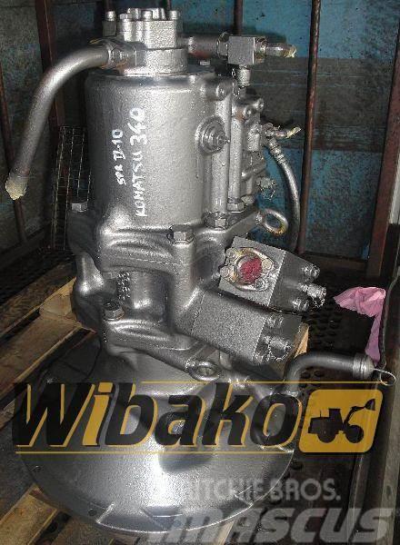 Komatsu Main pump / Pompa główna Komatsu HPV160+160 708-2H