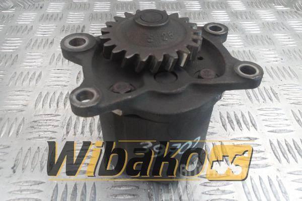 Komatsu Oil pump Silnika Komatsu S6D125E-1