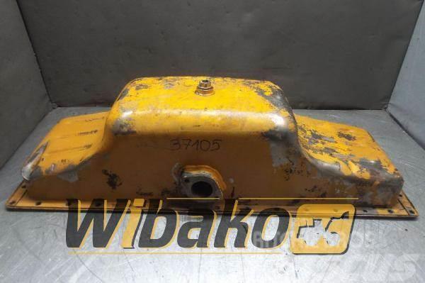 Komatsu Oil sump Komatsu S6D105-1