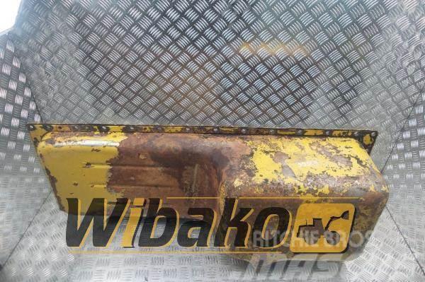 Komatsu Oil sump Komatsu S6D125E-1