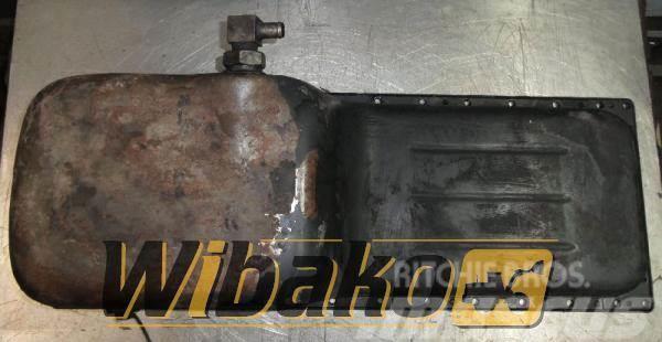 Komatsu Oil sump Komatsu SAA6D125E-3