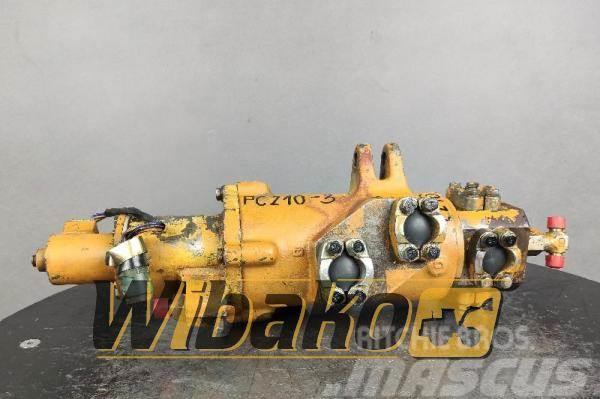 Komatsu Swing joint (Svivel joint) Komatsu PC210-3