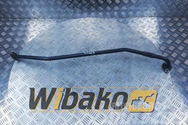 Komatsu Turbocharge return line Komatsu SAA6D125E-3 6154-5