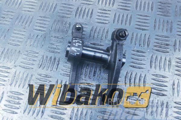 Komatsu Valve mechanism Komatsu SAA6D125E-3 6154-41-5500