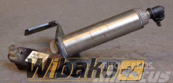 Kubota Cewka gaszenia (gaszak) Kubota 4440102