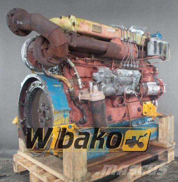 Leyland Engine / Silnik spalinowy Leyland SW680