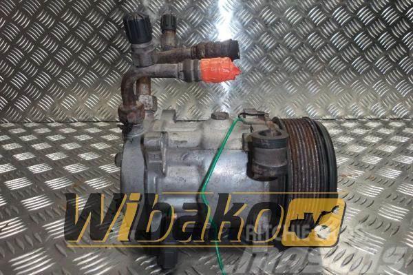 Liebherr Air conditioning compressor Liebherr R134A 1544610