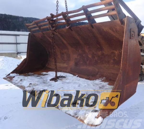 Liebherr Bucket (Shovel) for wheel loader / Łyżka do ładowa