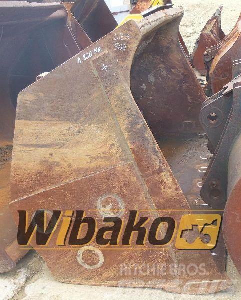 Liebherr Bucket (Shovel) for wheel loader Liebherr L564
