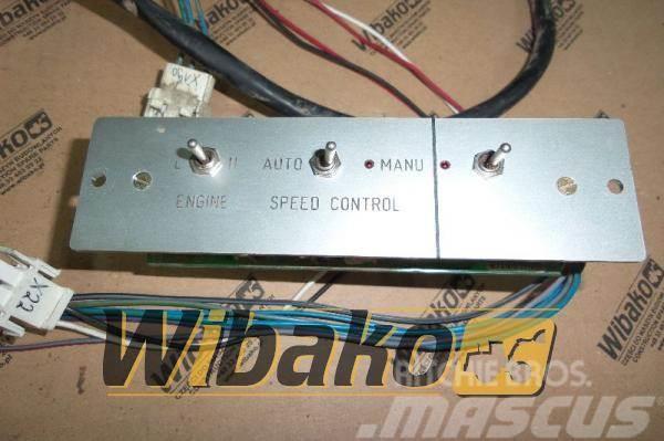 Liebherr Control (steering) board Liebherr 939084201