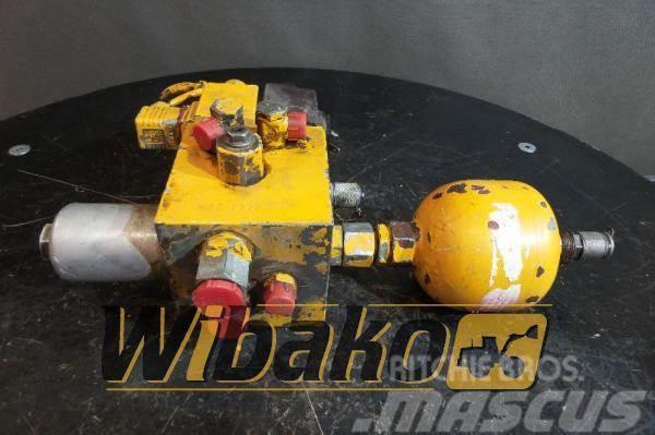 Liebherr Control valve Liebherr W2Z-1332
