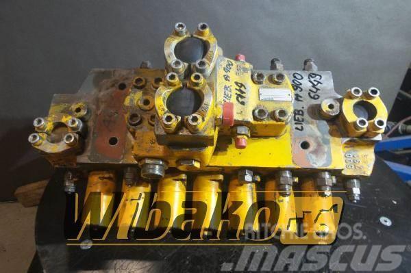 Liebherr Control valve Liebherr A900 M/7