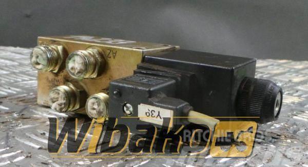 Liebherr Control valve / Rozdzielacz Liebherr WEGG-72-6-1-0