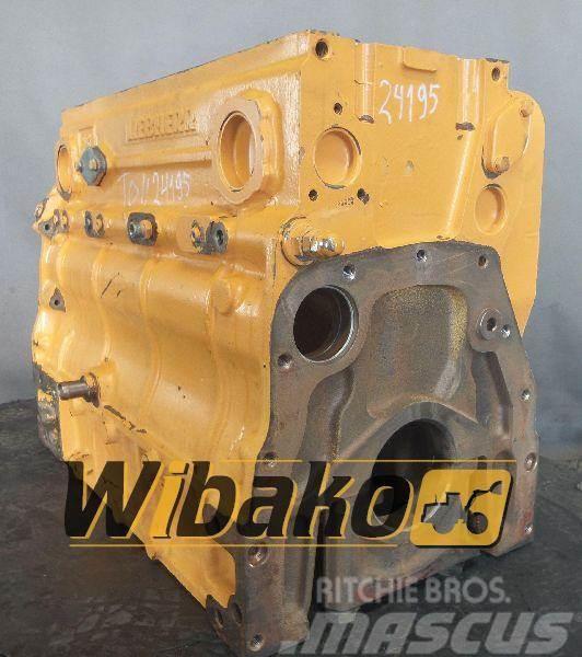 Liebherr Crankcase Liebherr D924T-E