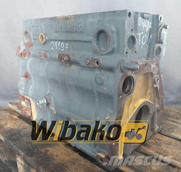 Liebherr Crankcase Liebherr D914T