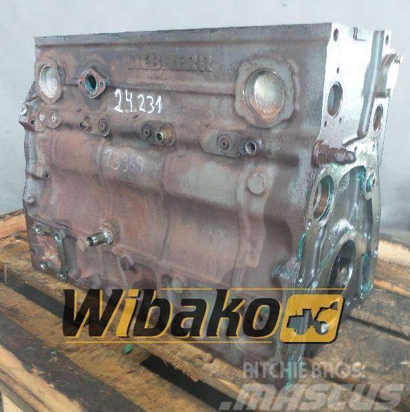 Liebherr Crankcase Liebherr D924T-E A1 9076397