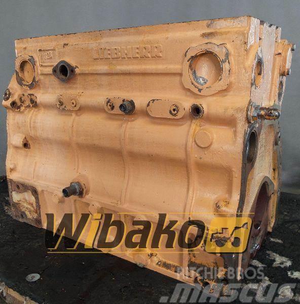 Liebherr Crankcase Liebherr D904T 89012885